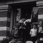 Na vondst Film uit 1945 zijn de eerste Leidse bevrijdingsfeesten nu te zien
