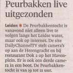 Leidsch Dagblad 28 juni 2013