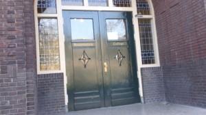 Ook de deuren van het Bonaventura blijven vandaag gesloten