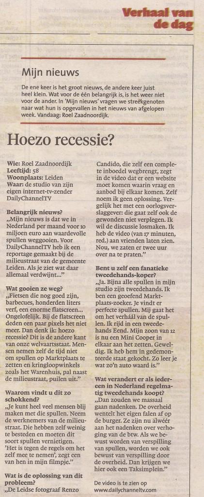 Nederland is rijk!