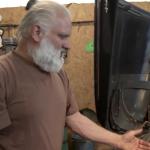 Piet Vermeulen laat zien hoe je kleppen stelt