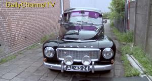 De Volvo Katterug