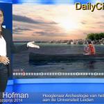 Corinne Hofman, Leids hoogleraar Caribische archeologie,  ontvangt de NWO-Spinozapremie van 2,5 miljoen euro.