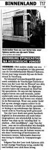 De Telegraaf 3/12/2015